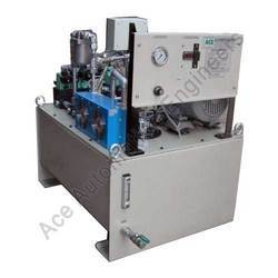 Hydraulic Power Pack for Crimping