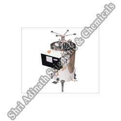 Autoclave Vertical For Laboratory