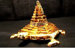 Golden Kashyap Meru Shree Yantra