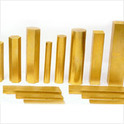 Profile and Flats Brass Rods