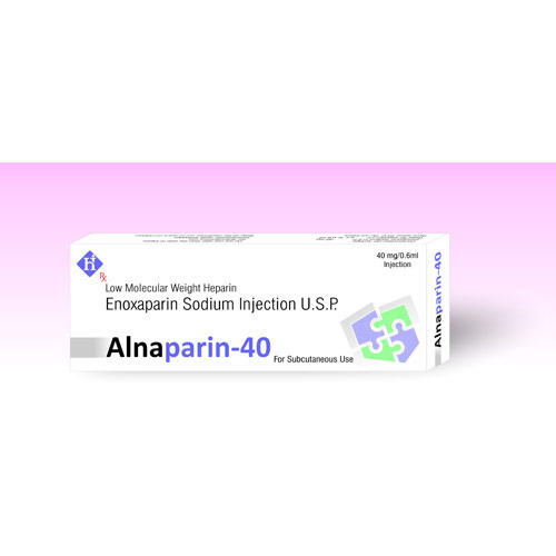 Enoxaparin 40 mg (Pre-Filled Syringe)
