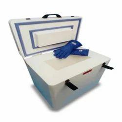 Dry Ice Storage Box