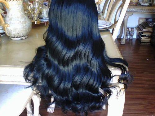 Indian Human Hair - Body Wavy Hair - Beat Black Hair