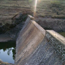Natural Water Harvesting Structures. (Dam Design)