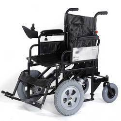 Electric Battery Powered Wheelchair - Front  Wheel Drive