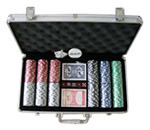 300 PCS Poker Chip Sets