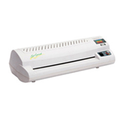 Hot and Cold Pouch Laminator