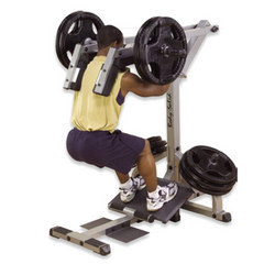 GSCL-360 : Leverage Squat / Calfr Raise Machine