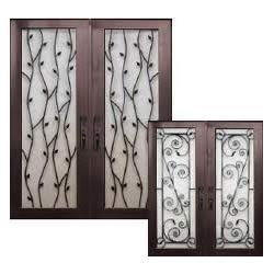 Iron Grill Doors Gates