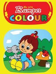 My Cute Bumper Colouring