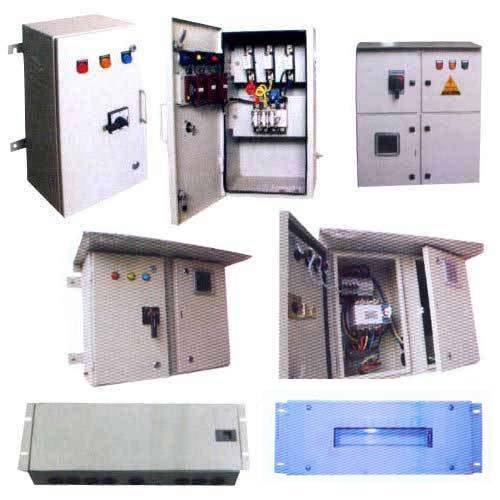 Electrical Panels - DCDB/ACDB, LT Panels Manufacturer from Gurgaon