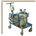 Horizontal Filter Press