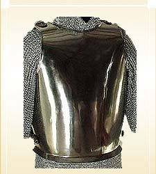 Breast Plate & Chain Mail