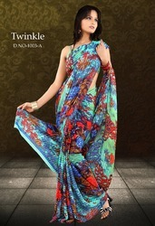 New Casual Sarees