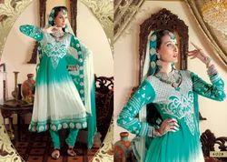 Unstitched Designer Salwar Suit