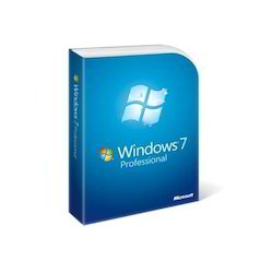 Microsoft Windows 7 Professional Original Box Pack DVD