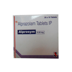 Alprosym Tablets