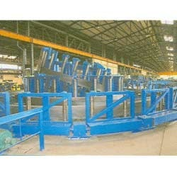 Strip Accumulator For Tube / Pipe Mills