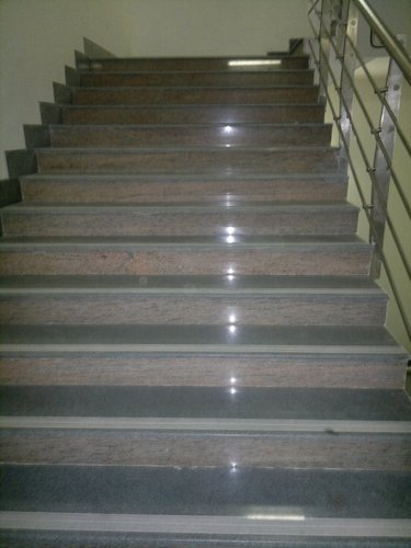 Granite Stair Step Granite Slab Steps Manufacturer From