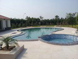 Pool In Farm House
