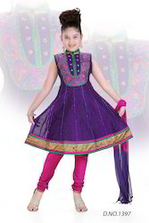 Designer Masakali Suits for Kids