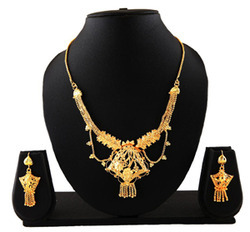Aritifical Indian Gold Plated Jewjery