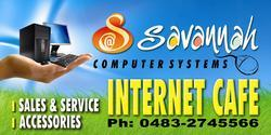 Computer Sales & Service And Internet Cafe