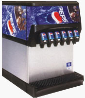 Post Mix Beverage Dispensers