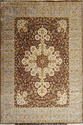 hand made silk pile carpets