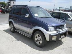 Daihatsu Terios Cl 4wd,Commercial, Utility and other Light Vehicles ...