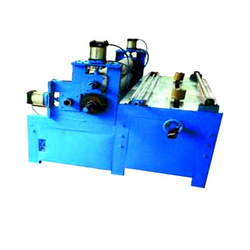 Single and Double Folding Machine