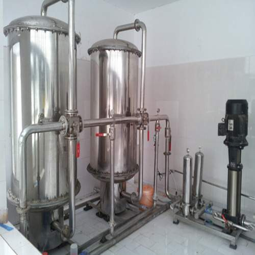 Water Purification Plants Pack Tech Reverse Osmosis