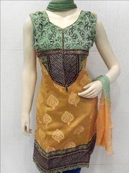 Indian Embroidered Salwar Kameez