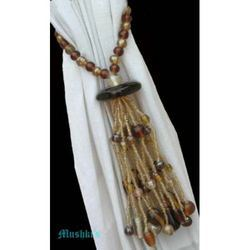 Indian Beaded Tassels