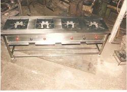 Setting Up kitchen platforms