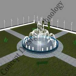Multipatter Programmable Fountain