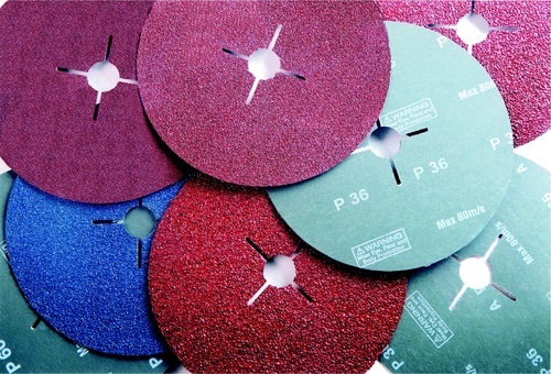 Sanded Discs