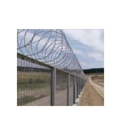 Concertina Coil Wire Fencing Services