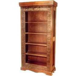 Wooden Bookshelves M-0873