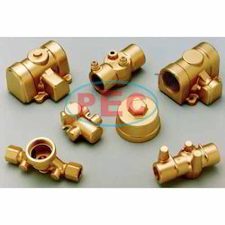 Forged Brass Components