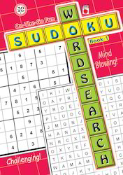 Word Search Sudoku Book 1