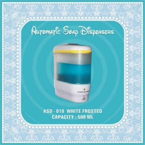 Transparent Automatic Soap Dispenser