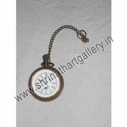 Brass Gandhi Watch