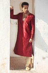 Dupian Stylish Kurta Pajamas