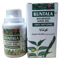 Kuntala Ayuvedic Hair Oil
