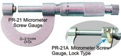 Micrometer (screw Gauge)