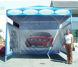 Ford Pop Up Tents