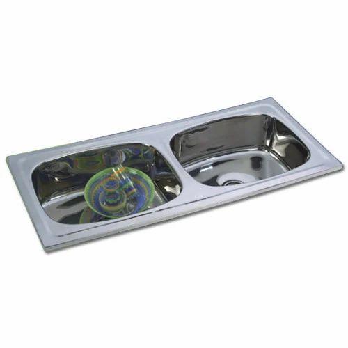 kitchen sink double bowl kitchen sink manufacturer from new delhi
