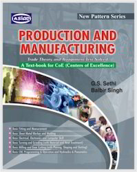 COE : Production And Manufacturing Text Book