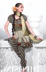 Silk Salwar Kurtis Suits